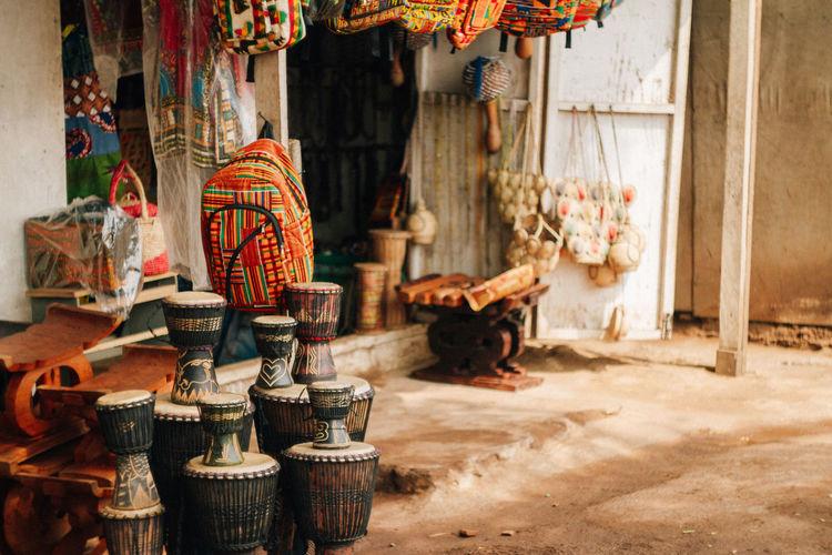 Africa Crafts Ghana Pottery Handmade Art Art