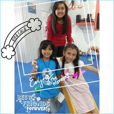 My girls with their best friend, Datin ;*) Elfacaca Elfacacatime Alfanova Re_overlays overlays wneoverlays pingusenglish pingusenglishpekanbaru