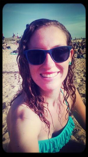 Praia Sol Surf Dia Espetacular ;)