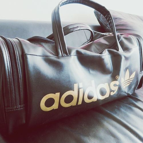 Adidas Check This Out Hello World