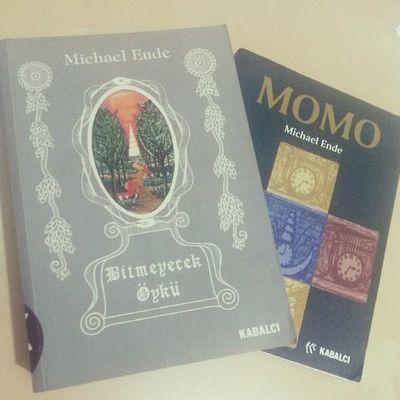Fav childhood books Michaelende Momo