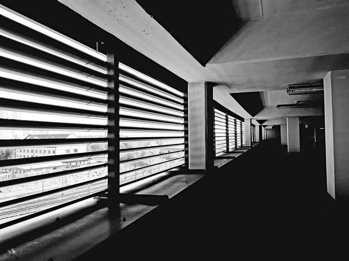 parking Shadow Architecture Built Structure Architectural Detail