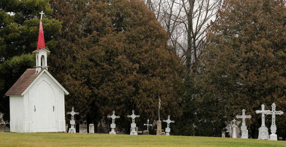 @travel Travel Cemetery Cross Church