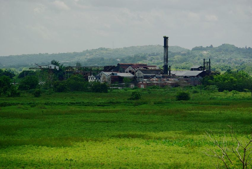 Coloso Sugar Cane Refinery Aguada Puerto Rico Sugar Mill Old Buildings Old Structures