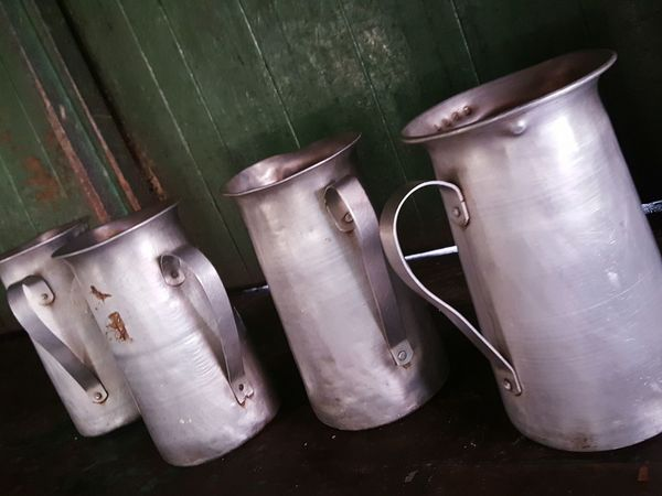 Cans Can Pot Sheet Metal Sheet Milk Can Tea Can