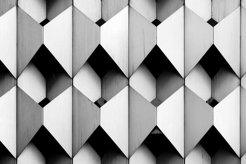 Full Frame Shot Of Patterned Wall