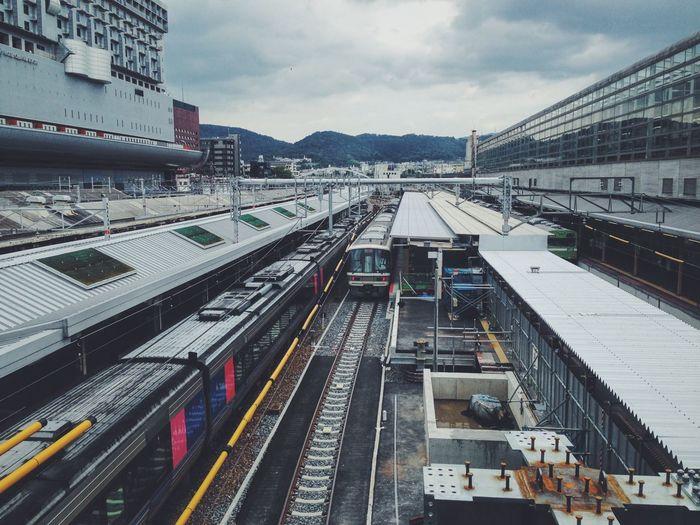 Transportation Railroad Track Mode Of Transport Rail Transportation Train - Vehicle Public Transportation
