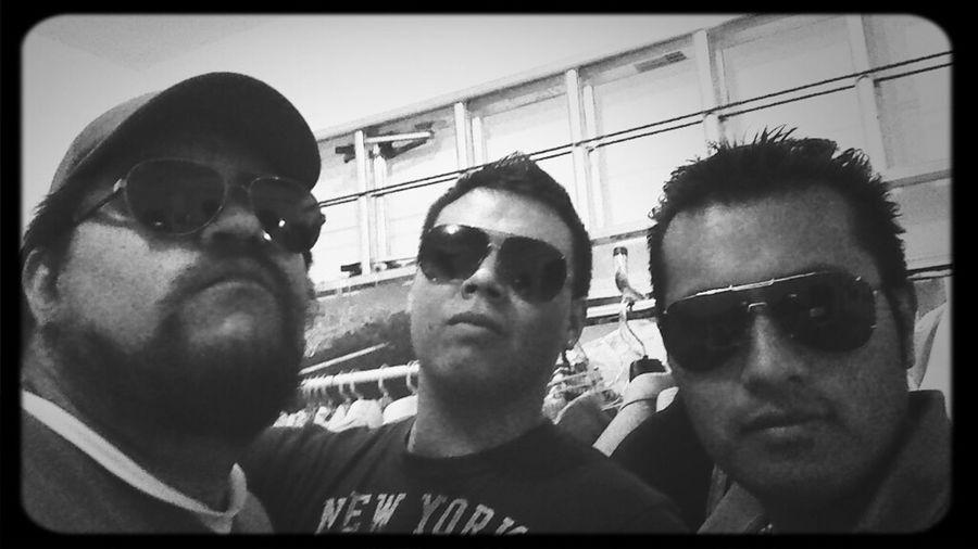 Con la banda !!...