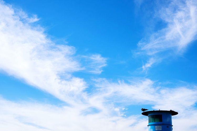 Cloud - Sky Low Angle View No People Incheon Korea Korea Photos Wolmi Isaland
