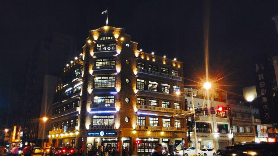 43 Golden Moments 林百貨 HAYASHI , TAINAN Department Store Tainan Tainan, Taiwan Architecture