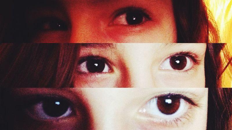 Eye Brown Eyes