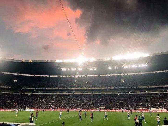Stadium Soccer AtlasFc Rojinegro Architecture
