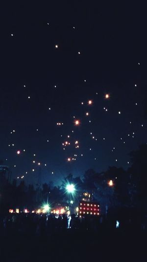 Diwali Skylanterns Memories Traditional Vibes
