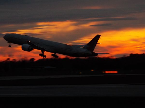 Airport Taking Off In The Sunset Edited Logo Removed Playing With Edits Sunset Sunset_collection Silhouette Of A Plane Take Off Take Off! Taking Off Red Sky Sun The Essence Of Summer 43 Golden Moments Finding New Frontiers