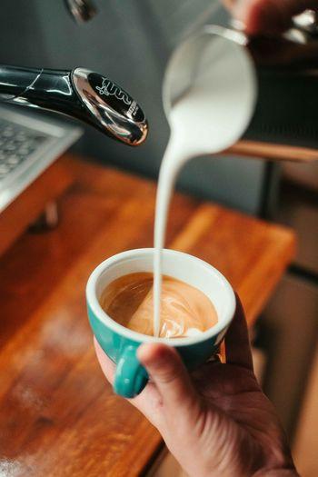 Indoors  Coffee Coffee Cup Coffee Maker Coffee Shop Coffee Machine Coffee Maker Equipment Latte Latte Art Coffee Drop Coffee Art