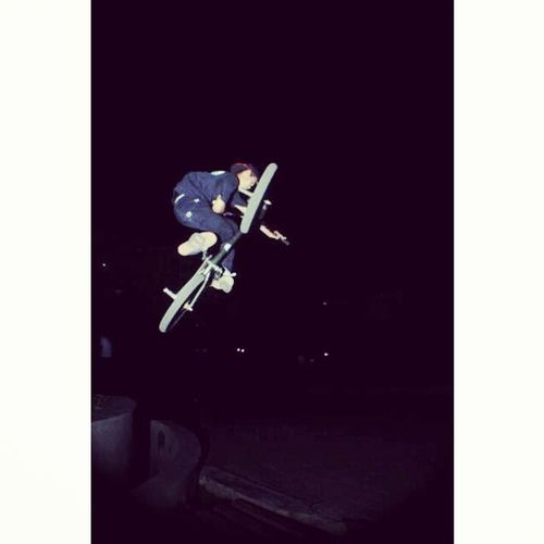 Latepost ... Invert in the night Bdgbmx 2013 Cimahi Iswear johnworkshop INSANEsupplyco