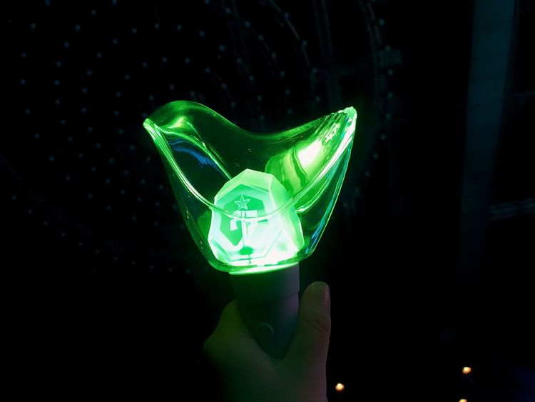 It's my best memory in this years. I love that much.💚🐦💚 #Best #Concert #ahgase #igot7 #got7