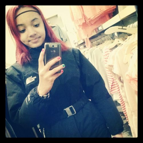 #cute #redhair #out