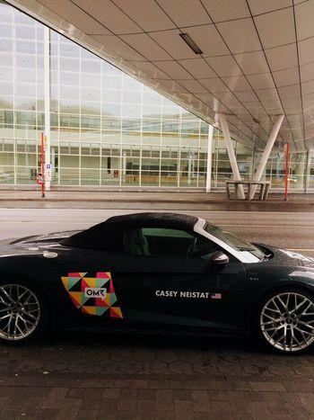 Car Transportation Indoors  No People Stationary Land Vehicle Day Online Marketing Rockstars Casey Neistat Hamburg Audi