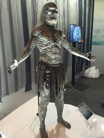 Welcome in Berlin White Walker Game Of Thrones Fantastic Exhibition Exhibition White Walker Enjoying Life Hanging Out