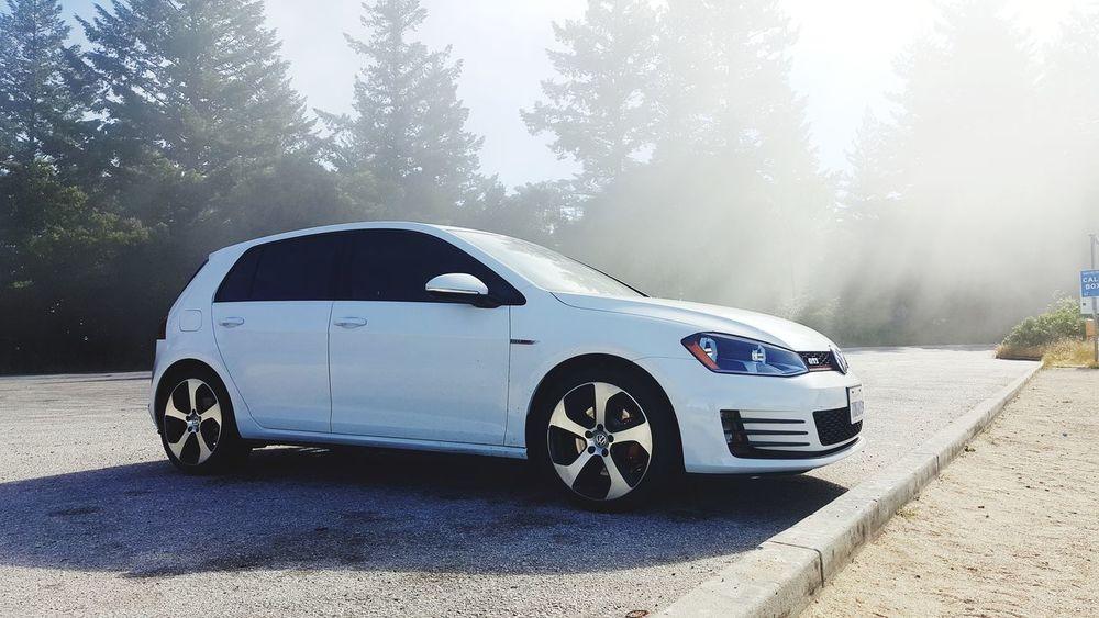 Das Auto Car VW GTI Mk7 Mk7gti Volkswagen First Eyeem Photo