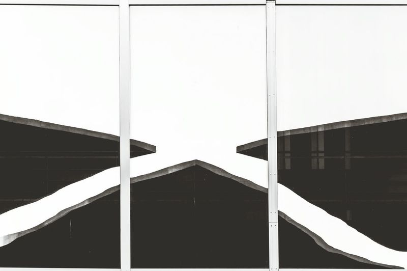 Reflection Reflection Angle Triangle Window Cultural Factory Modern City Abstract Futuristic Triangle Shape Architecture Building Exterior Built Structure