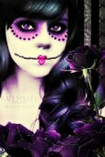 i wanna do this for holloween soo bad