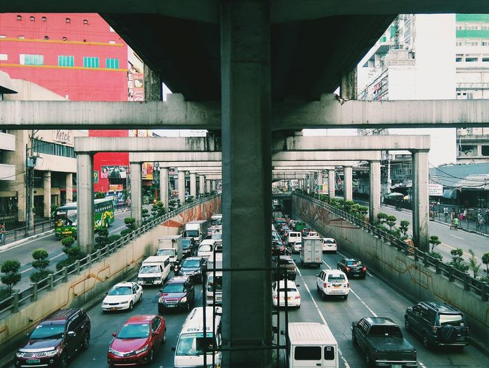 Hello Quezon City! Eyeem Philippines Besteyeemroadshot Urbanphotography Urban Roads Streetphotography Outdoors Symmetry Symmetrical XPERIA