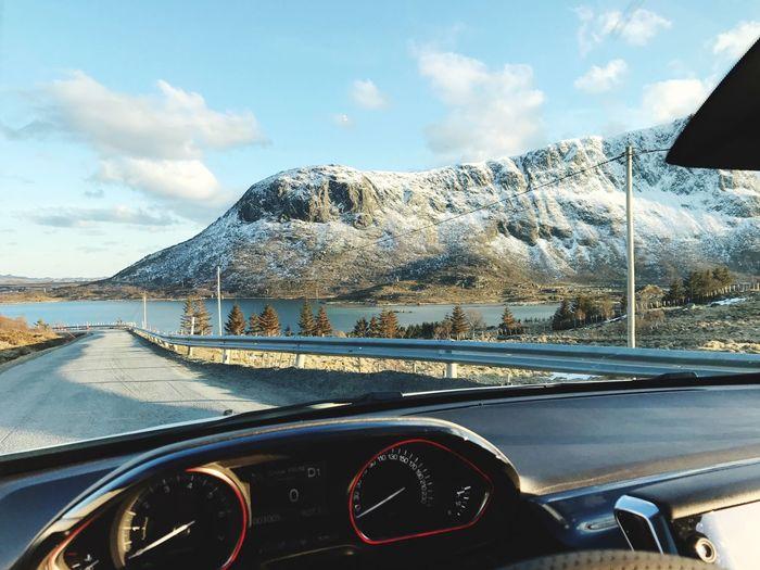 Travel Car Outdoors Mountain EyeEmNewHere