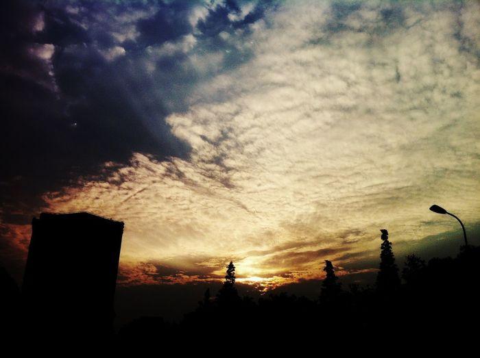 Sunsets Hello World