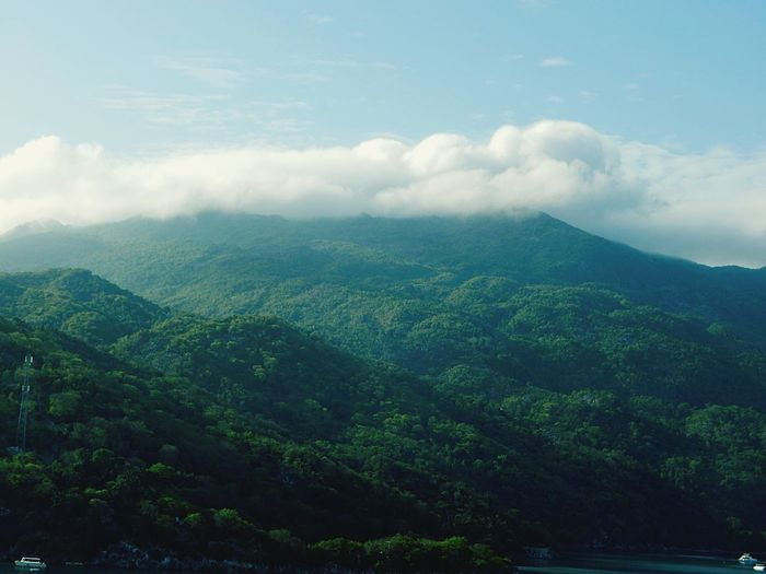 First Eyeem Photo Haiti Mountain View