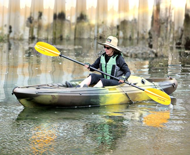 Kayaking on the Albion River 4 Over50 The Great Outdoors - 2018 EyeEm Awards Rowing Water Nautical Vessel Oar Kayak Sport Extreme Sports Adventure Sportsman Athlete Paddling Life Jacket Recreational Boat Summer Road Tripping Summer Sports