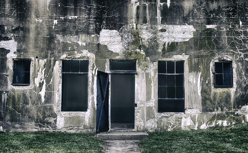 1800's Abandoned Abandoned & Derelict Abandoned Places Architecture Coastal Defense Fort Mott Fort Mott Salem County Fort Mott State Park Spanish-American War