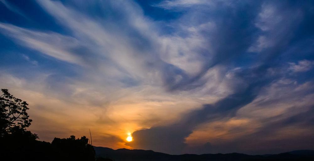 Clouds Color