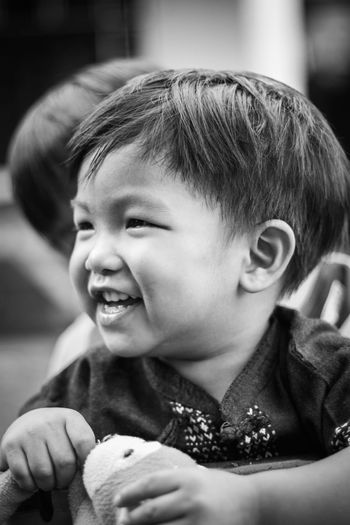 Fun Funny Boy Boys Child Childhood Innocence One Person Portrait Smiley Son