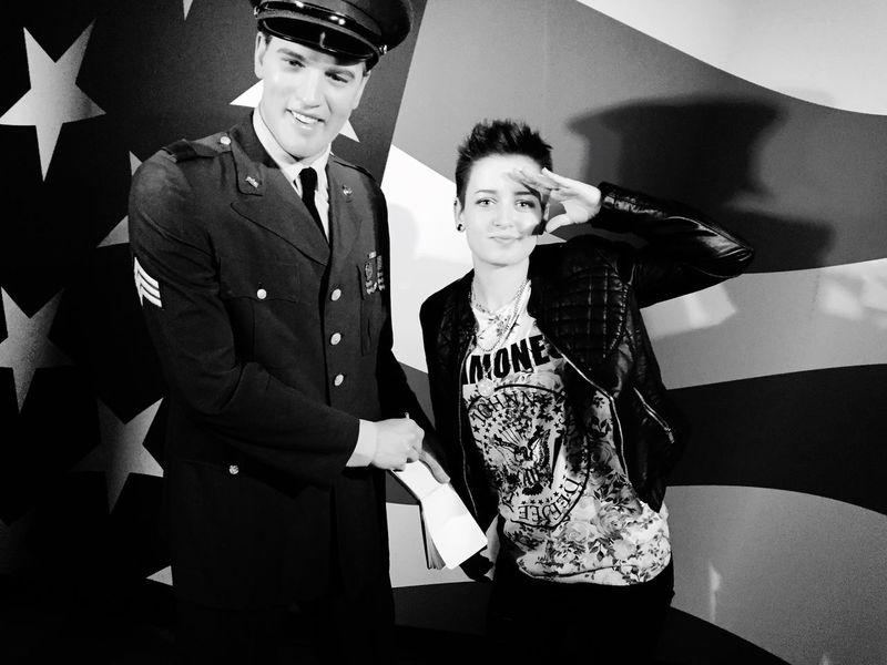 Madametussauds Elvis Presley ❤️