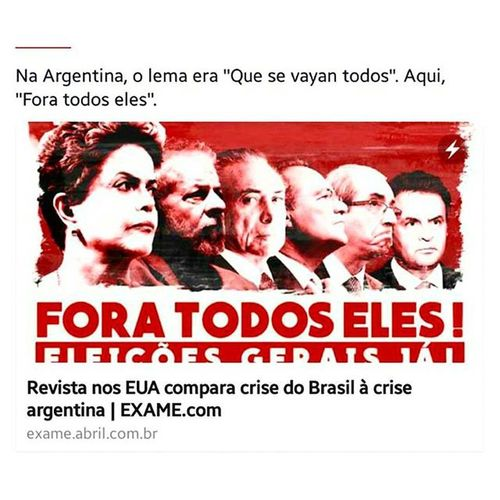 É dia de acordar, BRASIL!🇧🇷 Eleicoesgeraisja Brasil Foradilmaeleveoptjunto Foradilma Foralula Foratemer Forarenan Foracunha ForaAecio Foragolpistas