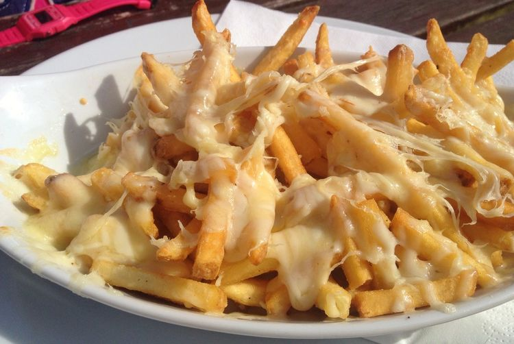 Cheesey chips