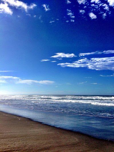 おはよう〜ございます♪ 晴れ〜 Beach