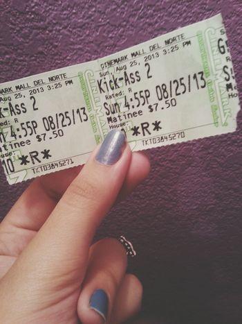 Well spent Sunday♡♡♡♡ Kickass2 Goodmovie