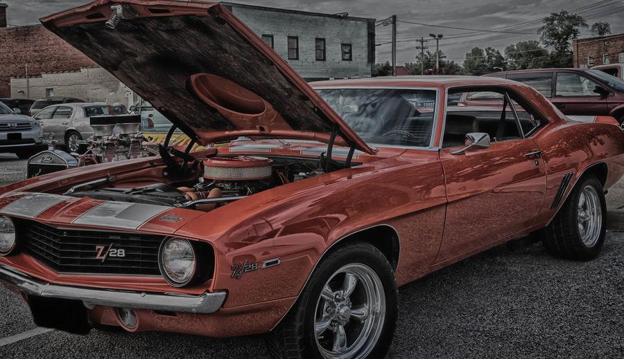 Car show in Va.