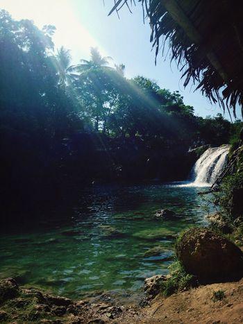 Bolinao Falls 2.