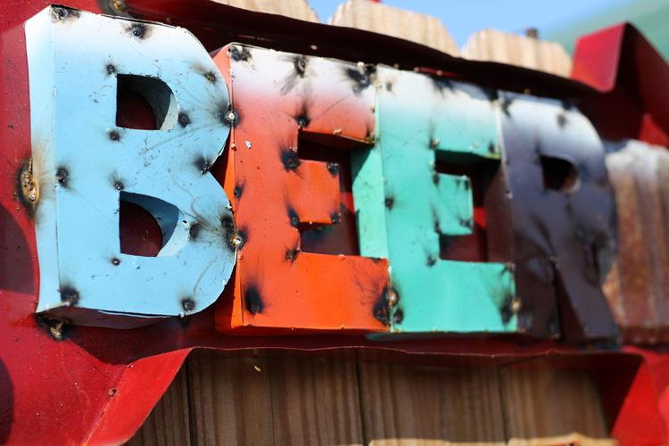 Arrow Beer Arrow Beer Sign Fencepost Junkyard Junkyard Art Junkyard Discoveries Texas