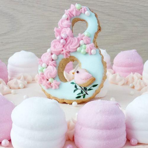 Sweet Food Pink Color Cake Celebration Dessert Food And Drink Food Delicious Cake♥ Cake Decorating Cookies🍪 Cookies Cakedesign Cookiedecorating Cakes Tasty