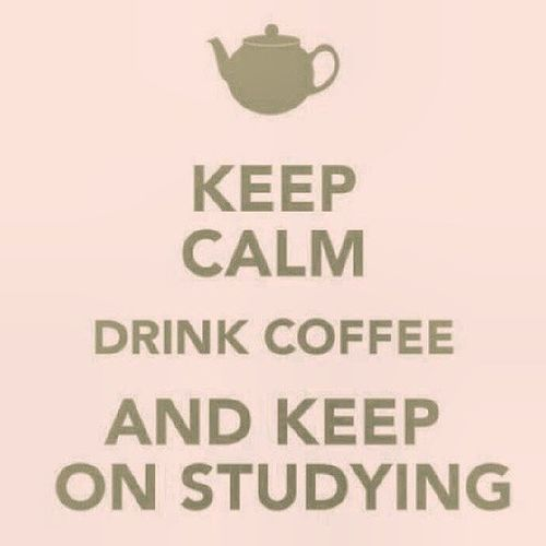 Finals Keep  Calm