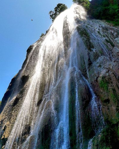 Falls Somewhere In Masbate I❤ph Ph Travel Waterfall Beauty In Nature