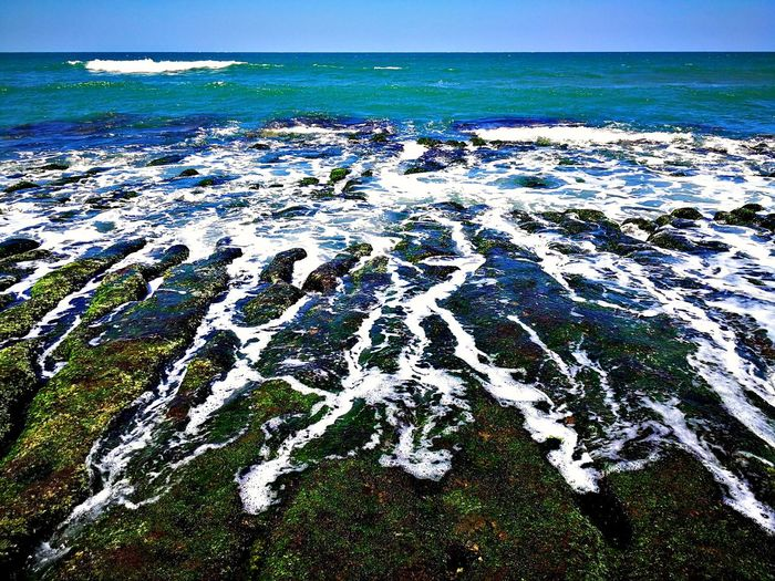 Sea Water Horizon Over Water Beach Nature Scenics Beauty In Nature Coral Outdoors No People Sea Life Underwater Day Travel Destinations UnderSea Sky Refraction Wave Scuba Diving