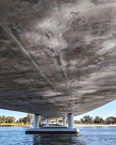 Water Sea Bridge - Man Made Structure Below Architecture Built Structure Landscape Underneath