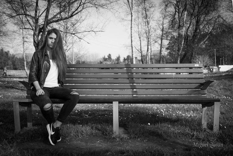 Andrea. Black &