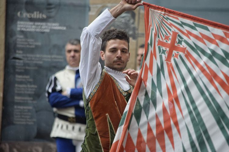 Il Trofeo Marzocco Lucca Lucca Italy Flag Throwing Flag Thrower Flag Competition Color Colors Event Annual Event Costume Florence Italy EyeEm Selects Men Well-dressed Occupation City Mid Adult Mid Adult Men Fluttering Entertainment The Portraitist - 2018 EyeEm Awards